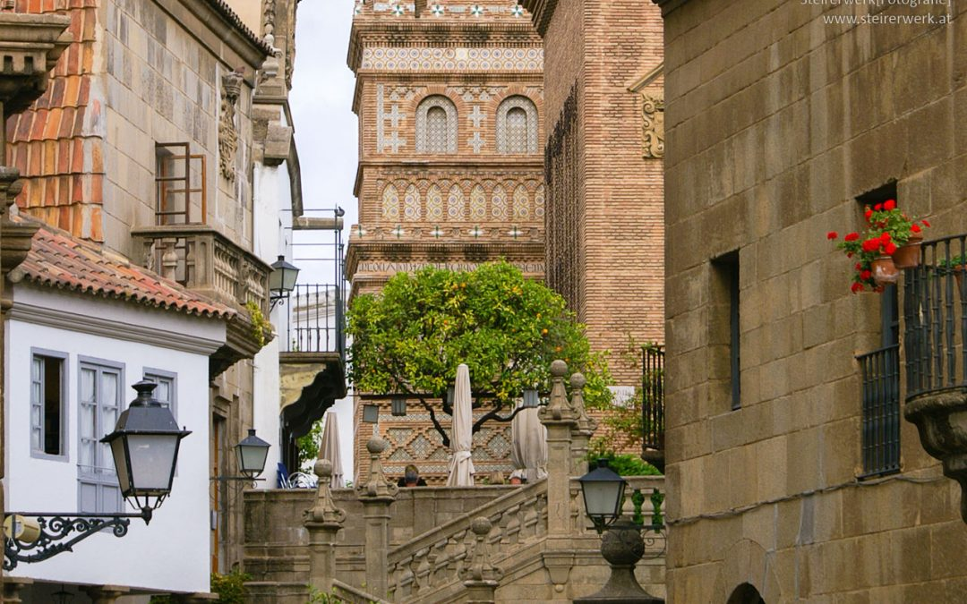 Pueblo Espanol – Spanisches Dorf in Barcelona