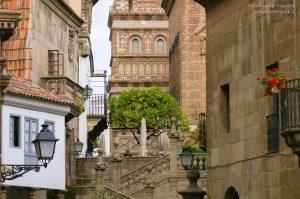 Pueblo Espanol Barcelona Spanisches Dorf