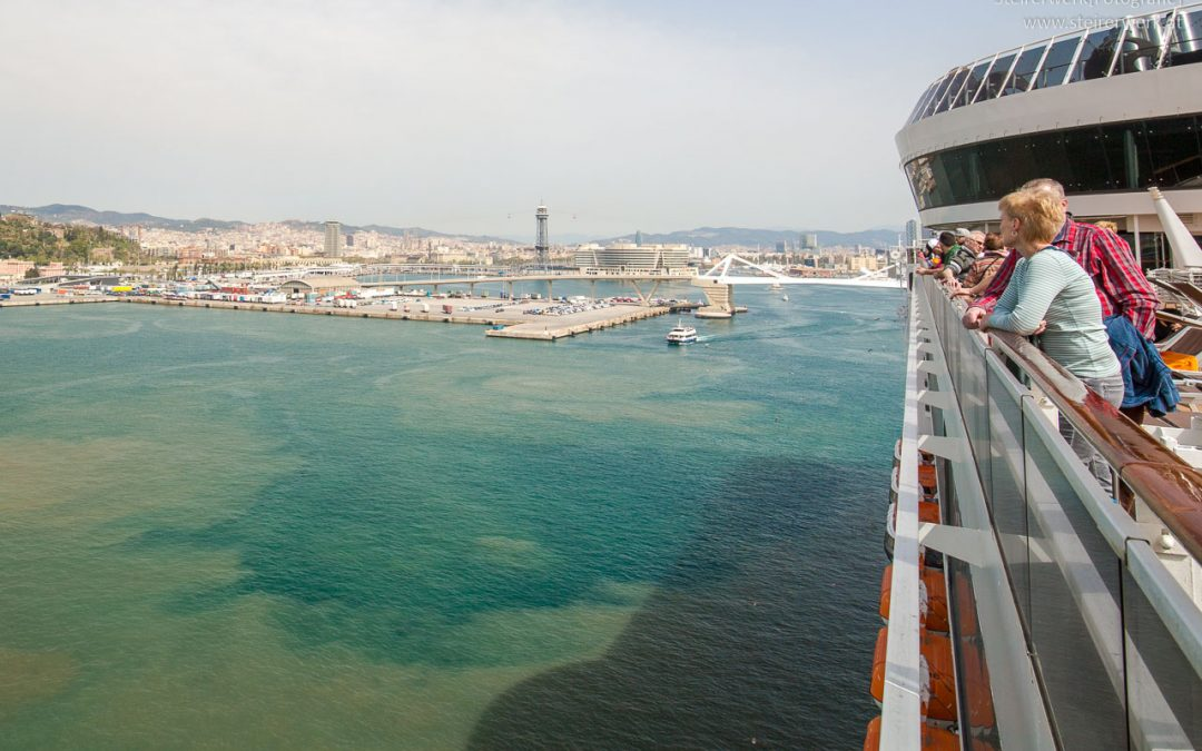 Kreuzfahrt nach Barcelona: Tipps für den Landausflug