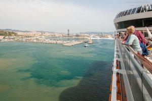 Kreuzfahrtziel Barcelona
